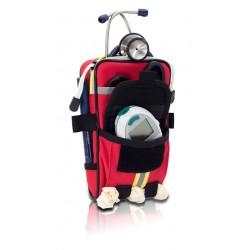 Organizador de instrumental para emergencias