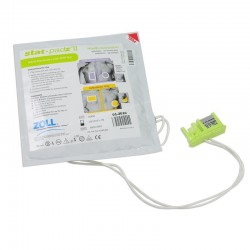 Electrodos Multifuncion Adulto Stat Padz II DESA Zoll AED Plus