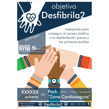 "Objetivo ""Desfibrila2"""