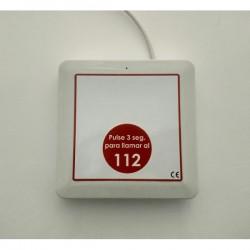 Kit llamada automática al 112 mediante GSM
