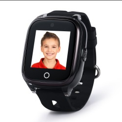 Reloj con GPS Acuático con Cámara para niños