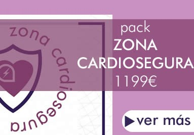 Pack Zona Cardiosegura de EmerCardio